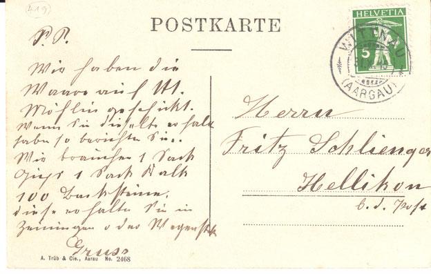 1916 (Sammlung chb)