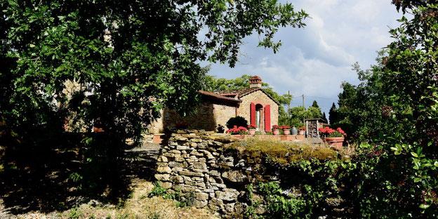 Casafredda, Arezzo, Tuscany