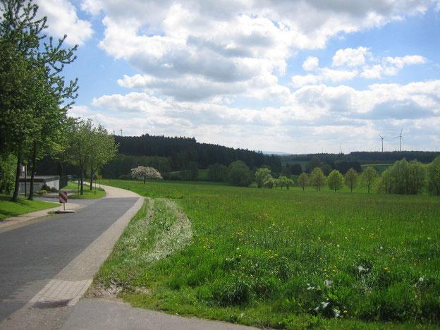 Ins Külzbachtal