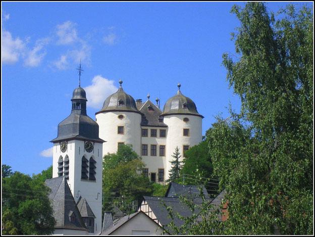 Schloss Gemünden, Hunsrück