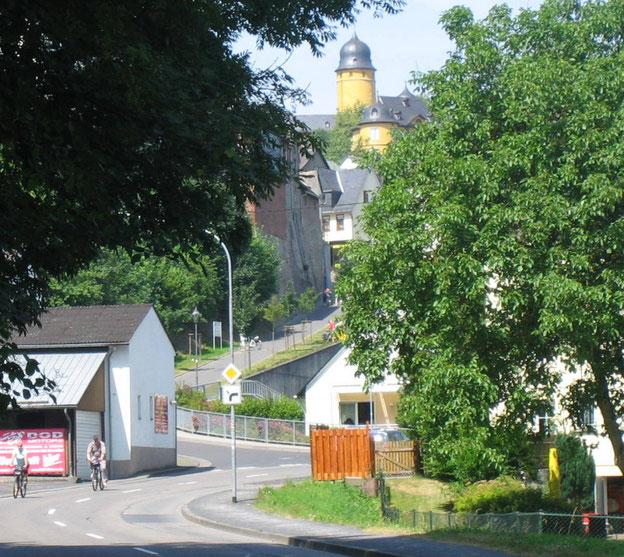 Montabaur im Westerwald