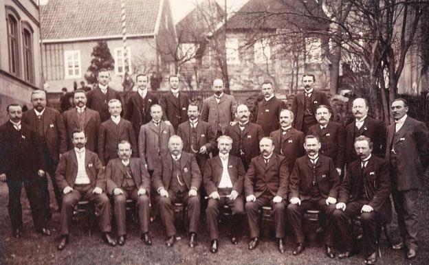 Der Chor 1912