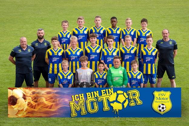 C-Junioren 2021-22