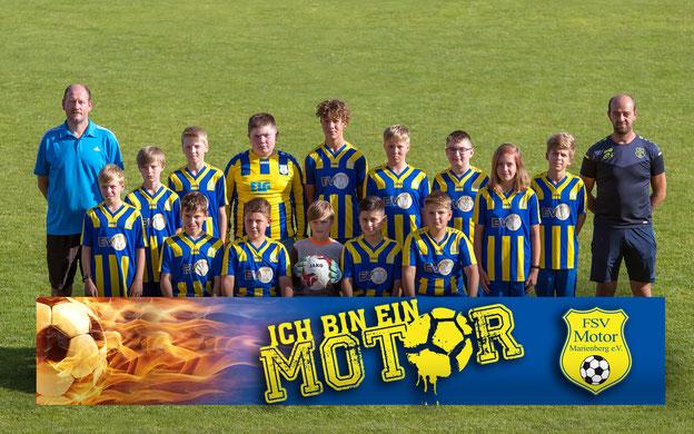 D2-Junioren 2021-22
