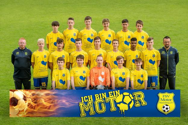 B-Junioren Saison 2021/22
