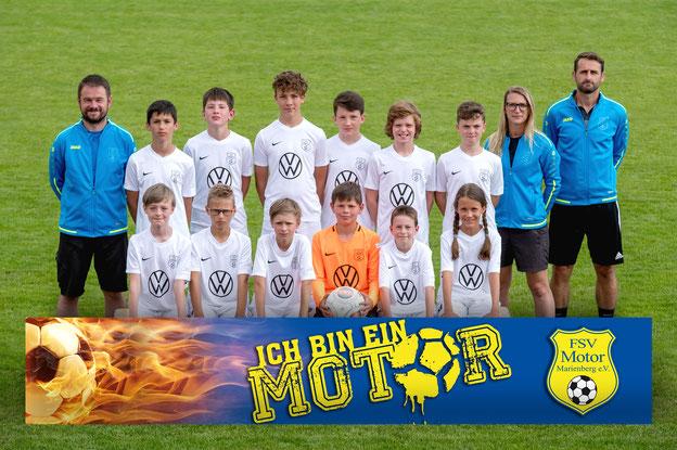 D1-Junioren 2021-22
