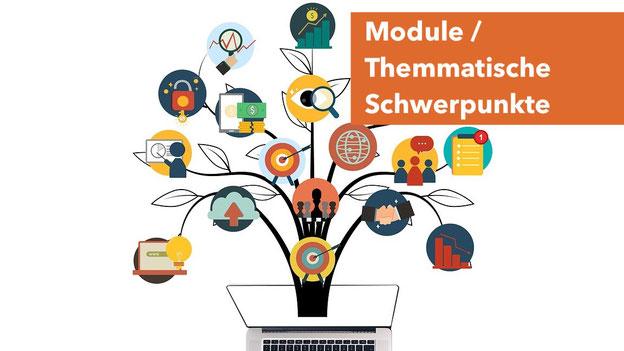 Coaching Module Thematische Schwerpunkte Jasmin Marahrens Ditschler Seminare