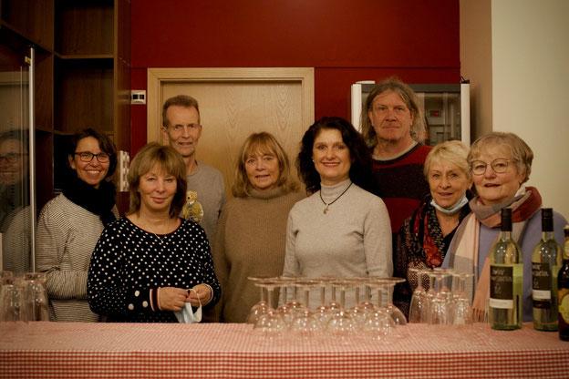 Mitglieder des Löwen-Movies Vereins aus Wandlitz