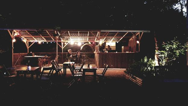 théâtre du Versant - Biarritz - Théâtre d'une nuit d'été - Spectacle - Festival de théâtre - Remerciement - Baisser du rideau - rêve