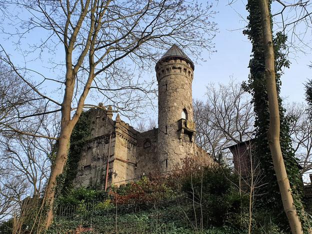 Burg Henneberg, Hamburg-Poppenbüttel