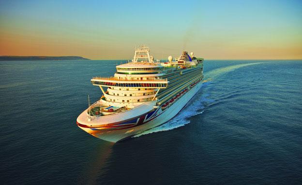 Azura von P&O Cruises // © P&O Cruises