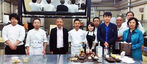 2017 JCA 全国講習会 富山会場 洋菓子技術講習会