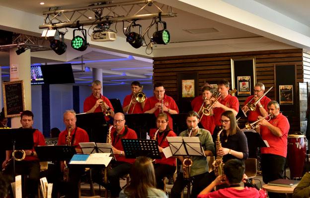 Big Band de Faverges