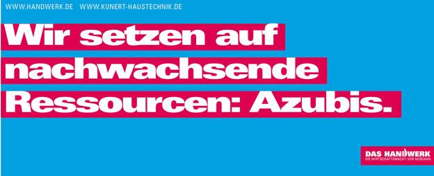 Ausbildung Kunert Haustechnik Heizung Sanitär Elektro Pr. Oldendorf Bad Holzhausen Lübbecke
