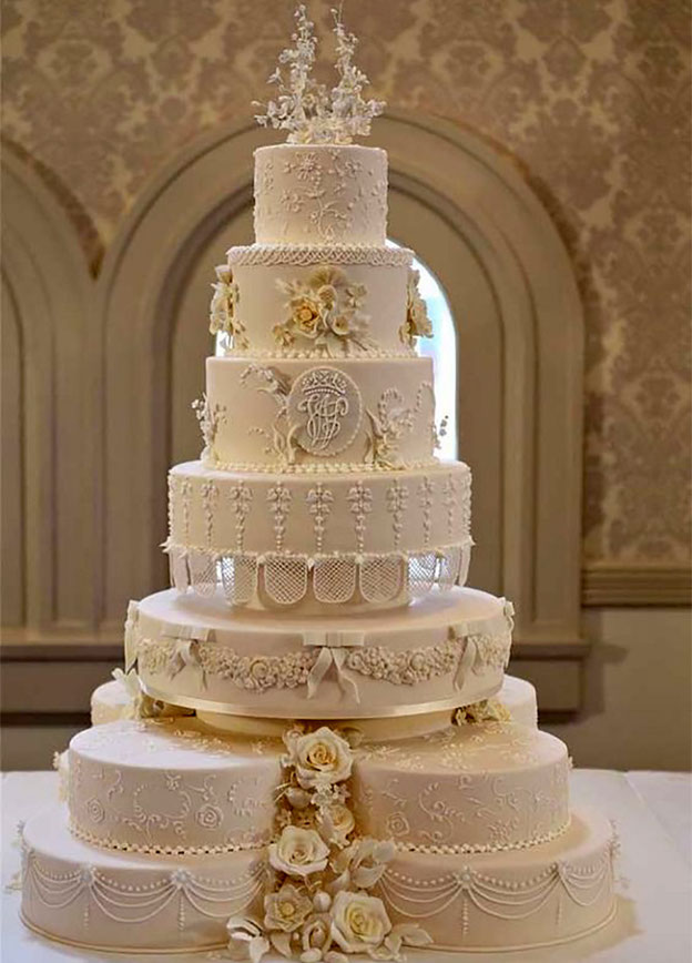pastel para boda elegante tamaño gande