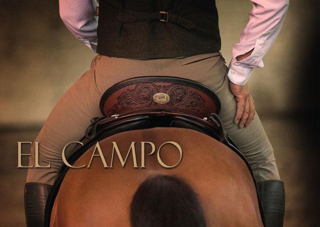 Der Sattel El Campo im Grünen. Titelbild zur Kategorie.