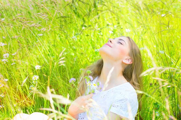 Wenn die Seele Entspannung braucht. WIFI Stress Less Trainerin und Energetikerin