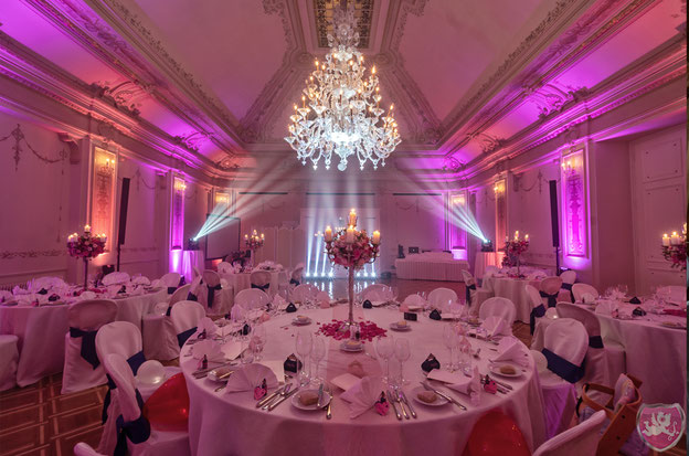 Grand Hotel Victoria Jungfrau Wedding Hochzeit Heiraten Party DJ Benz