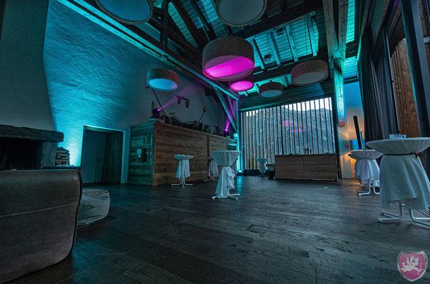 Hochzeit DJ Graubünden Heiraten Party Guarda Val Lenzerheide