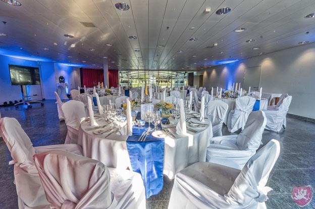Hotel Seedamm Plaza Pfäffikon Casino Hochzeit Heiraten DJ Benz