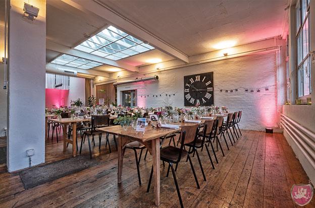 Heiraten Hochzeit Wedding DJ Benz Restaurant Smith and de Luma Zürich