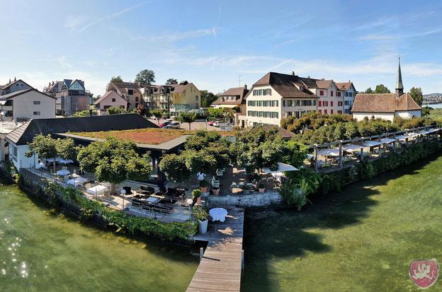 Hotel Rössli Hurden Zürichsee Seedamm Pfäffikon Hochzeit