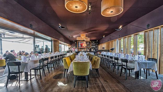 Hafenrestaurant Zug Zugersee Hochzeit Heiraten Wedding DJ Benz
