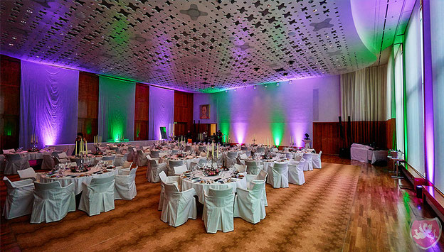 Hotel Congress Einstein St. Gallen Hochzeit Heiraten Wedding DJ Benz