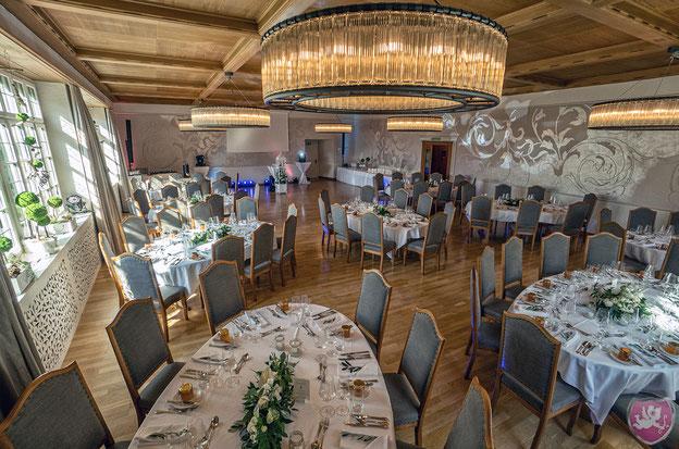 Hochzeit Heiraten Schloss Brandis Maienfeld