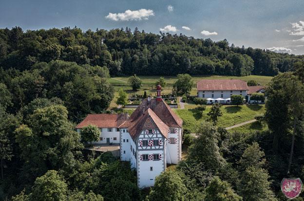 Schloss Freudenfels Hochzeit Heiraten Wedding DJ Benz