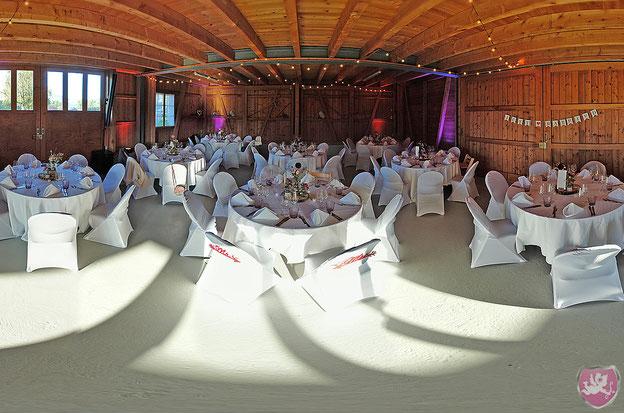 Partyraum Lindenhof Oberkirch Hochzeit