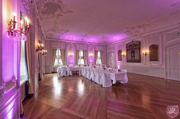 Zunfthaus zur Meisen Zürich Hochzeit Heiraten Wedding DJ Benz diehochzeitsdjs