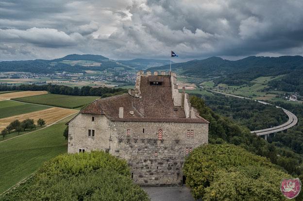 Schloss Habsburg Hochzeit Heiraten DJ Benz