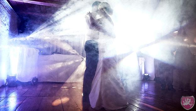 Hochzeit im Wasserschloss Wyher Ettiswil DJ Benz