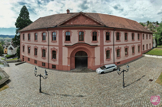 Seminarzentrum Hitzkirch Hochzeit DJ Benz