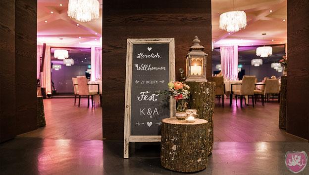 Schifflände Birrwil Hochzeit Heiraten Wedding DJ Benz