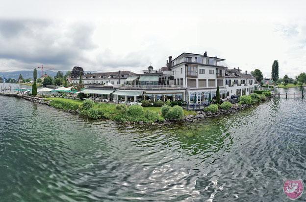 Hotel Bad Horn Bodensee Hochzeit DJ Benz