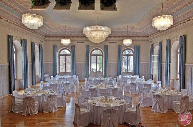 alter Gemeindesaal Lenzburg Hochzeit