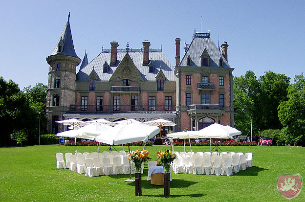 Hochzeit DJ Thun Schloss Schadau