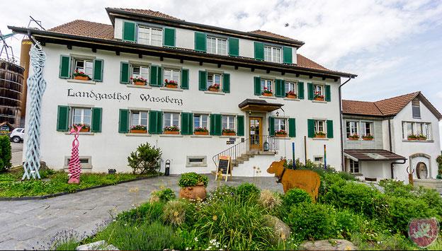 Gasthof Wassberg Forch Greifensee italienische Hochzeit DJ