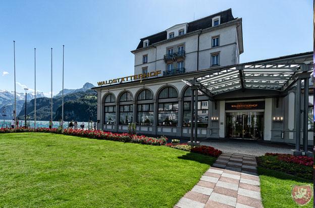 Hotel Waldstätterhof Brunnen Hochzeit Heiraten Vierwaldstättersee