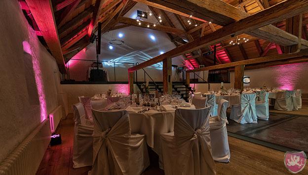 Schloss Liebegg Schloss-Schüür Hochzeit Heiraten DJ Benz