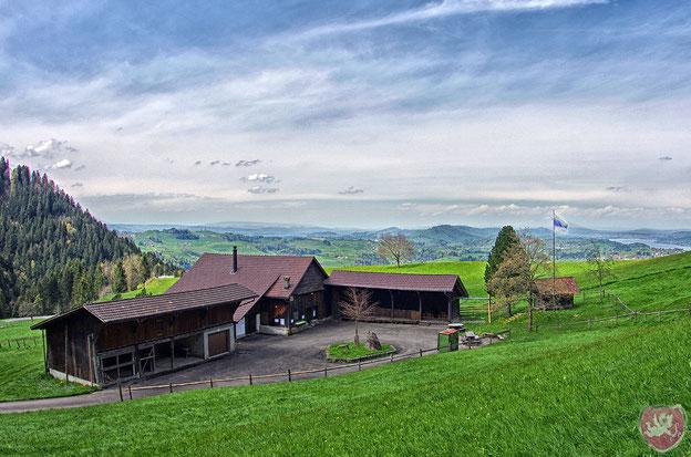 Sparenhütte Menzingen
