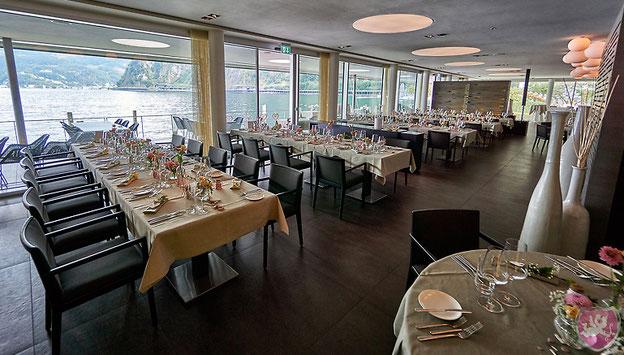 Restaurant Belvédère Hergiswil Hochzeit Heiraten Wedding DJ Benz