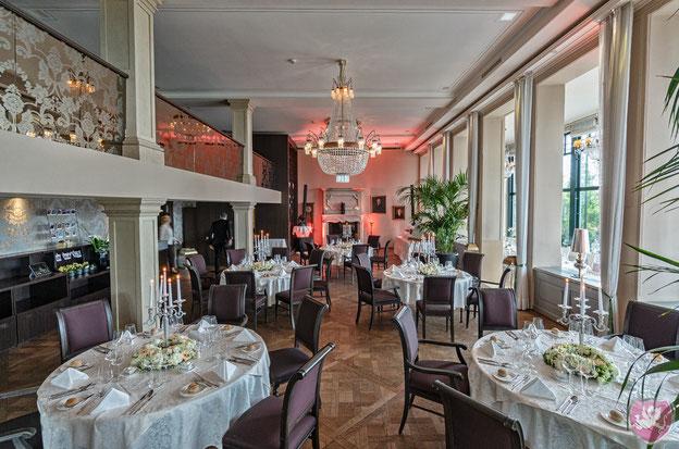 Restaurant Château Gütsch Luzern Hochzeit Heiraten DJ Benz