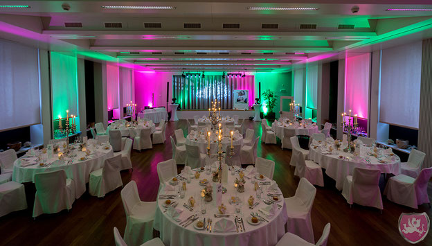 Hotel Engel Stans Saal Fest Hochzeit Heiraten Wedding DJ Benz