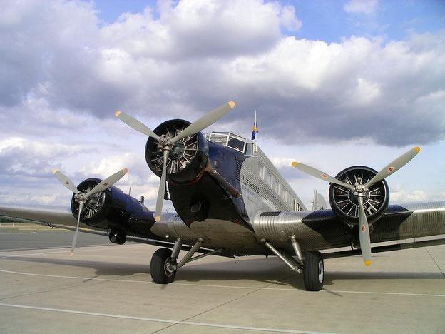 Die Ju 52