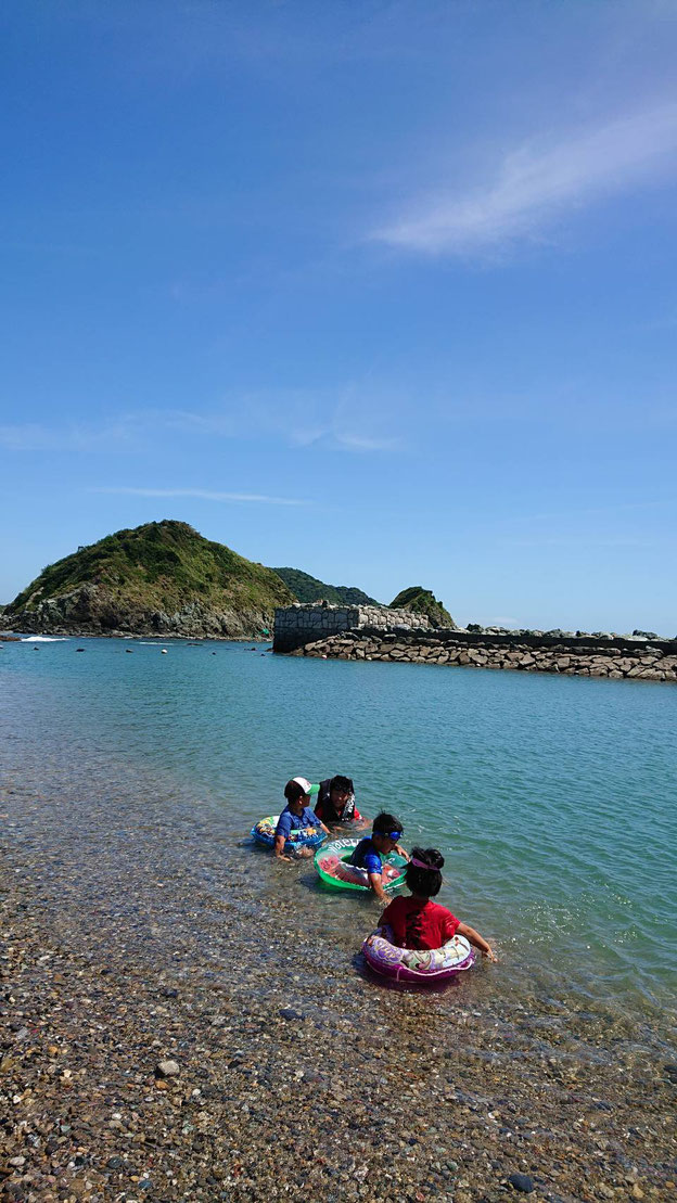 海と子どもたち