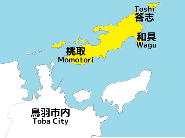 答志島地図