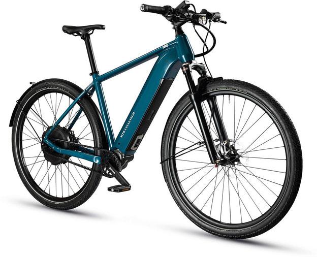 MTB Cycletech Code Man 25 - 2020
